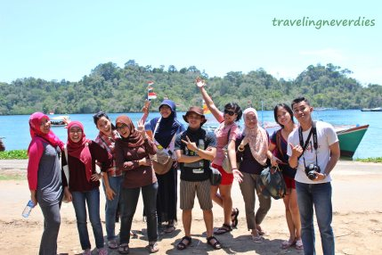 Welcome to Sendang Biru
