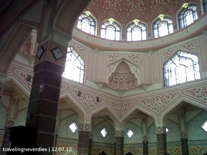 Interior Putra Mosque