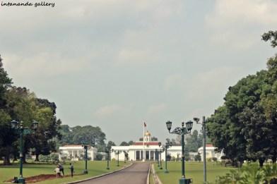 Istana Bogor, salah satu bangunan bersejarah milik Indonesia