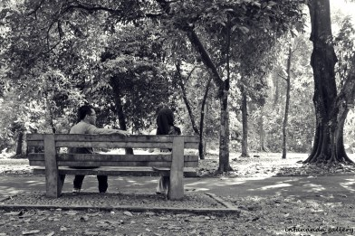 Kisah kasih di Kebun Raya Bogor