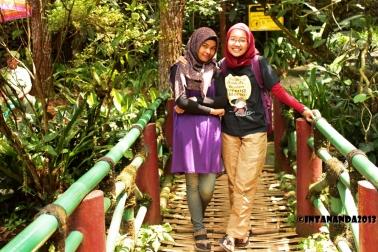 Jungle trekking dimulaaaiii