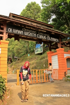 Welcome to Curug Cilember \^_^/