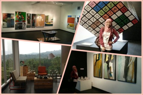 Lawangwangi art gallery