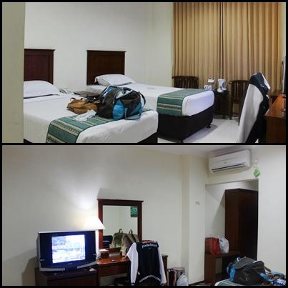 Kamar 218 tipe Deluxe Room