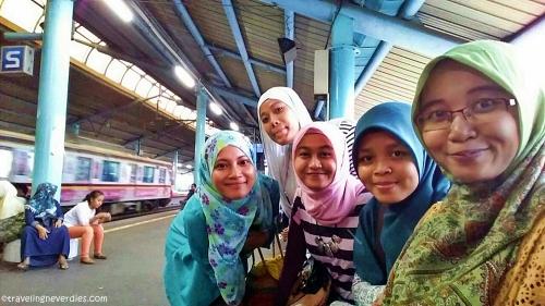 Sampai jumpa di Bogor, in shaa Allah...