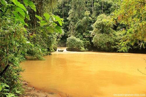 Inikah yang bernama danau Kassi Kebo?